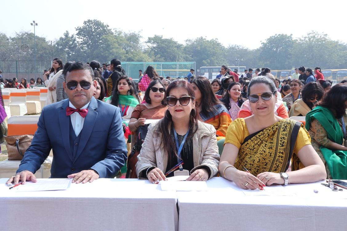 Judges for the day