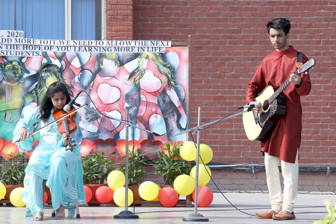 Melodious Violin performance