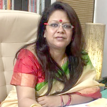 Mrs. Rina Singh, The Principal