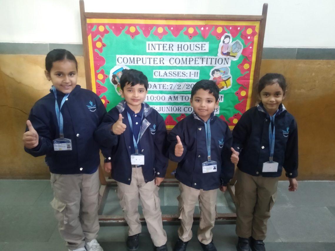 Talented winners...