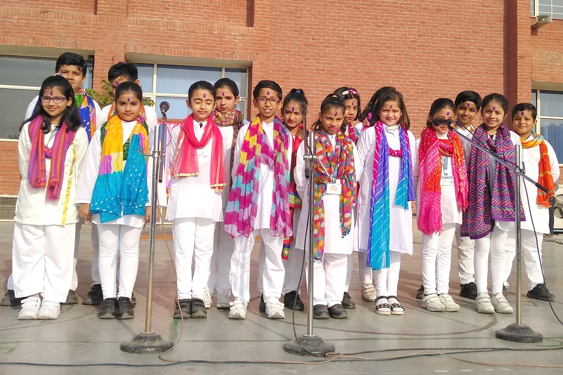 The Melodious Choir Group
