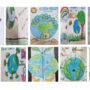 2.EARTH DAY DRAWING COLLAGE