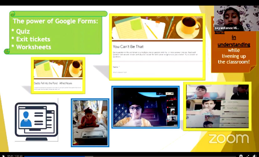 WORLD OF GOOGLE FORMS