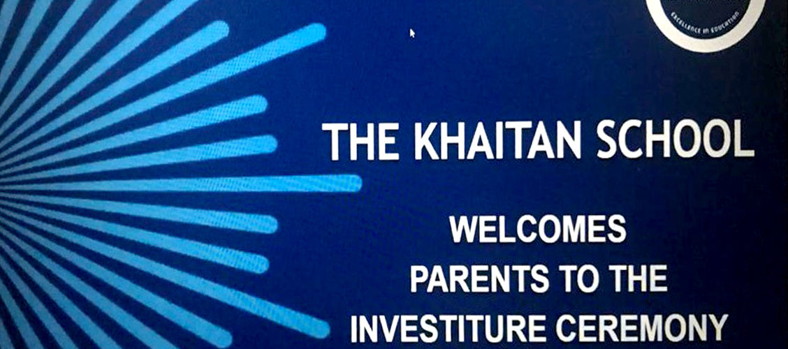 Welcome to the Virtual Investiture Ceremony
