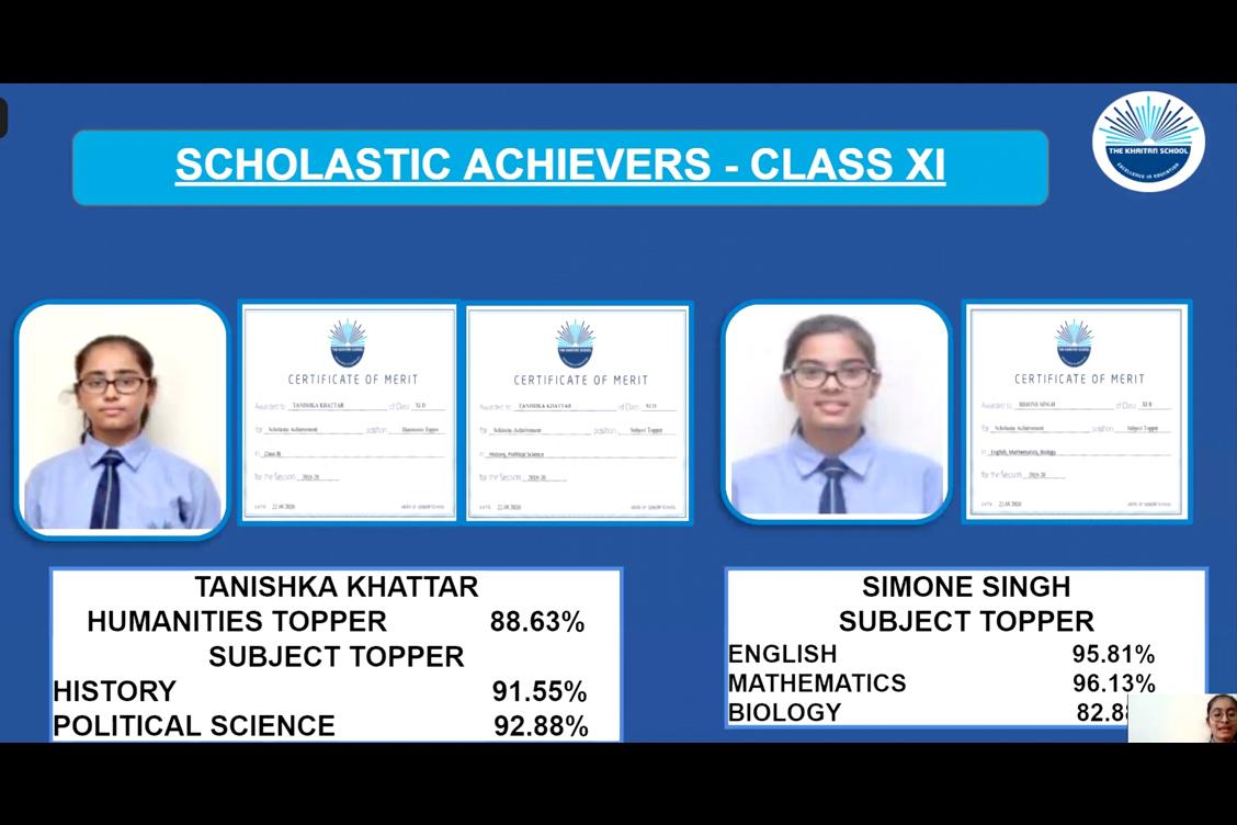 Commendable Achievement