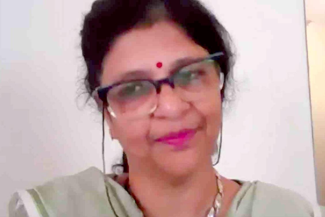 Vote of Thanks by Bindu Gupta