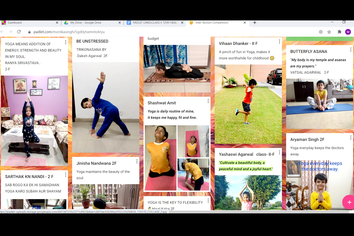 With Yoga - be healthy forever