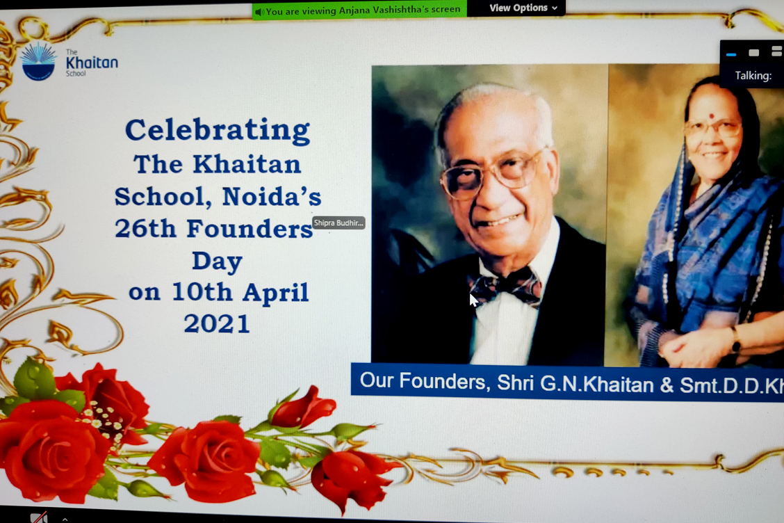 Tribute to our Founders