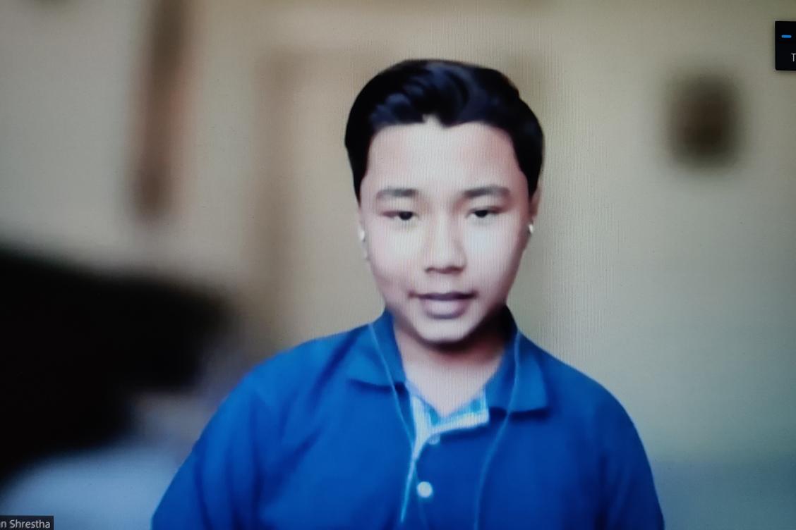 Missing School - Pragyan