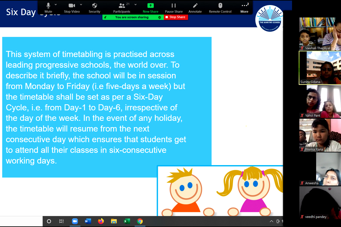 _INTRODUCTION AND ELABORATION ON SIX DAYS CYCLE