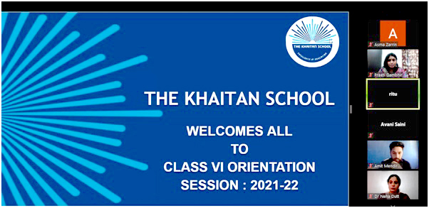 ORIENTATION CLASS VI