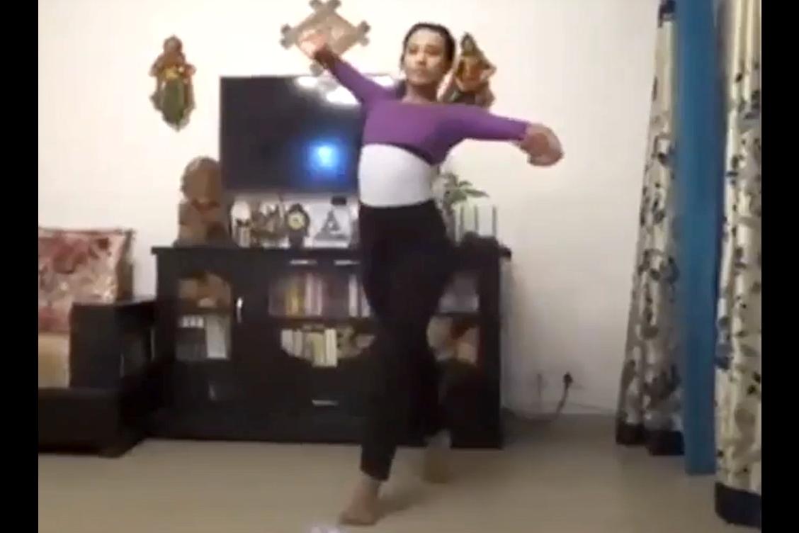 5. Contemporary Ballet by Shinjouli Adhikari