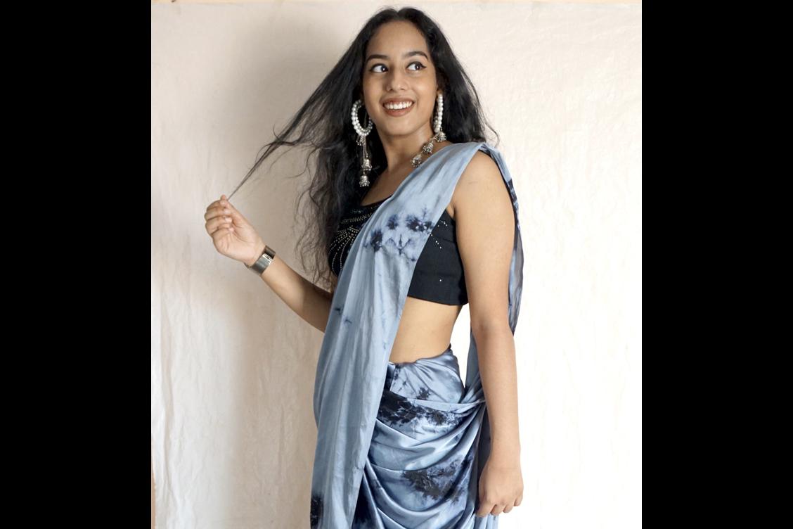 Ms Dishita Bihani - BEST DRESSED STUDENT (Female)