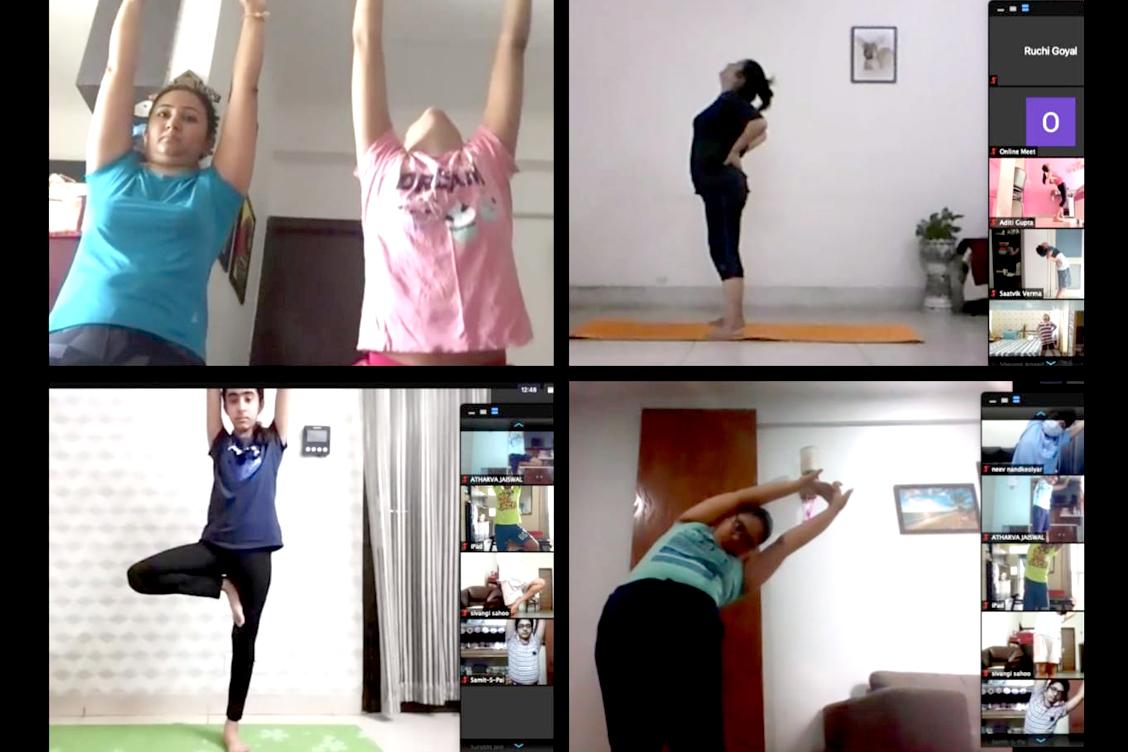 Posture Improving Asanas
